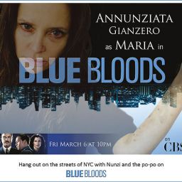 Blue Bloods Airs on CBS!