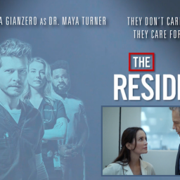 THE RESIDENT airs on FOX