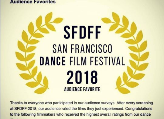 SFDFF audience award